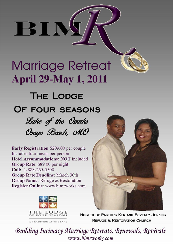 Marriage retreat flyer pictures to pin on pinterest for How to plan a couples retreat