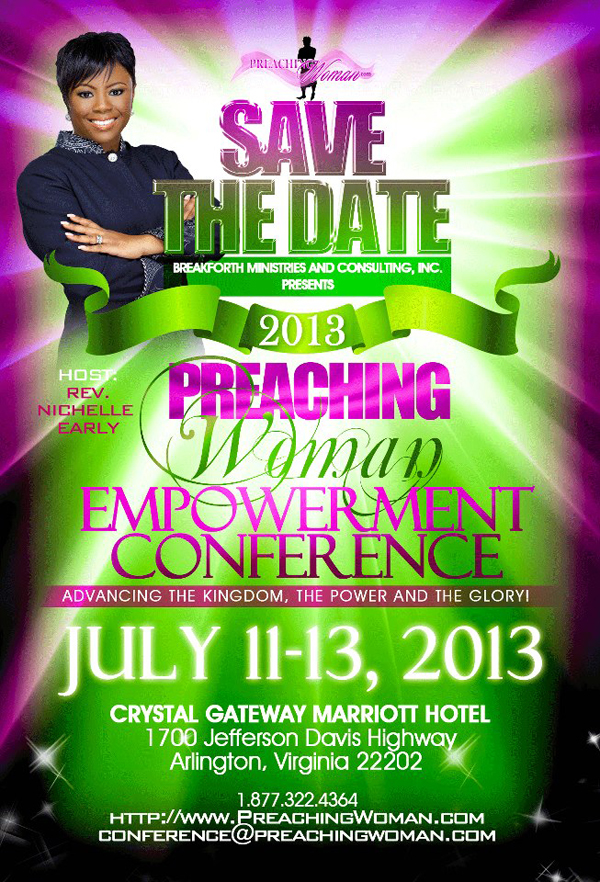 Events - Preaching Woman Empowerment Conference