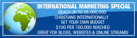 International Marketing To Christians Internationally