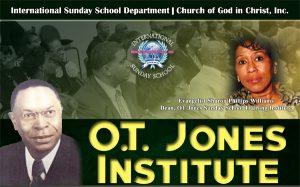 COGIC 111th Holy Convocation O T  Jones Caregiver Class Seminar