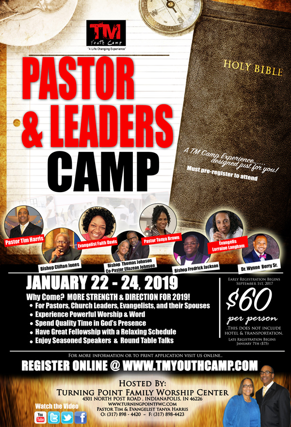 Click Here to View More Details About the TM Pastors