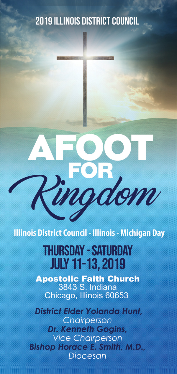 Illinois District Council of the PAW July Council 2019