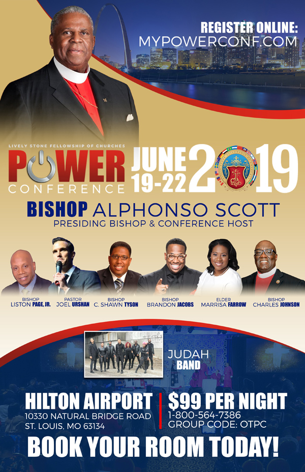 Lively Stone Fellowship of Churches Power Conference 2019
