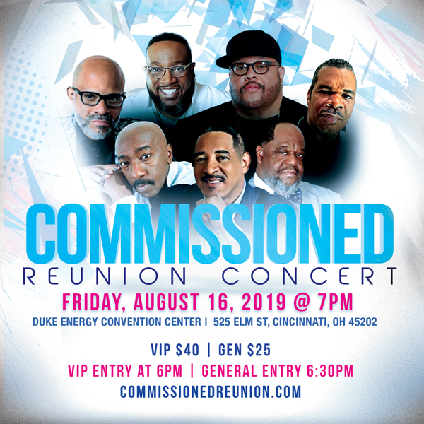 Commissioned Reunion 2019