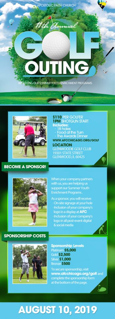 AFC Chicago 11th Annual Golf Outing