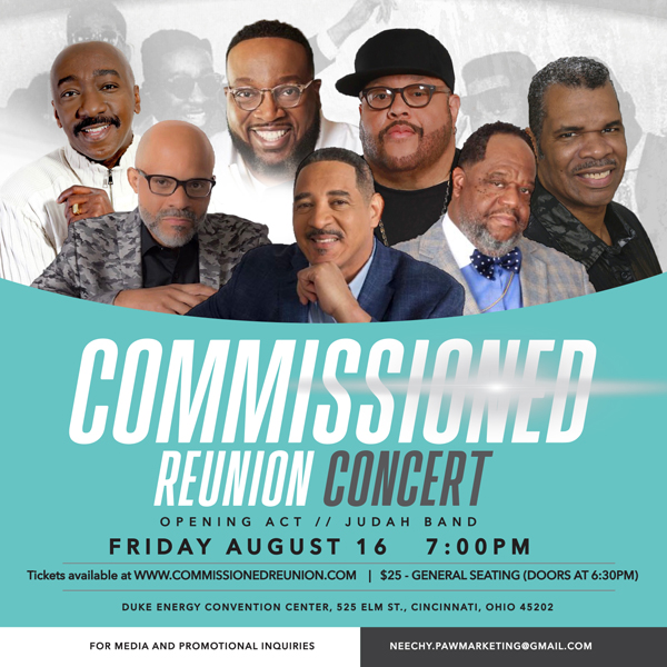 Commissioned Reunion Concert August 16, 2019