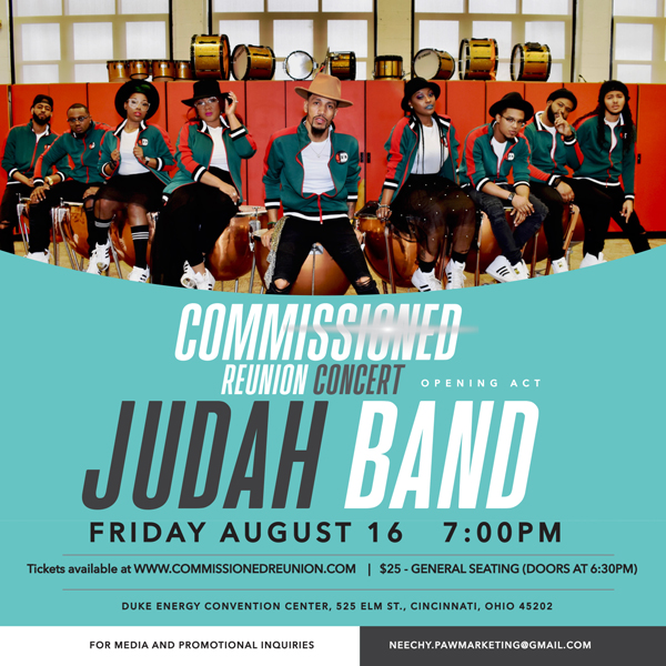 Commissioned Reunion Concert ft Judah Band 2019
