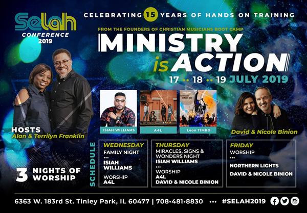 Selah Conference 2019