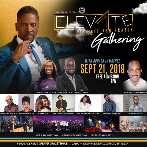 Elevate Concert 2019