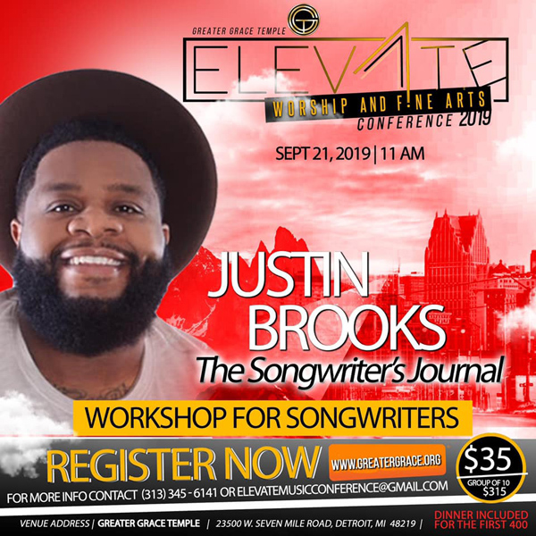 GGT Elevate Justin Brooks 2019