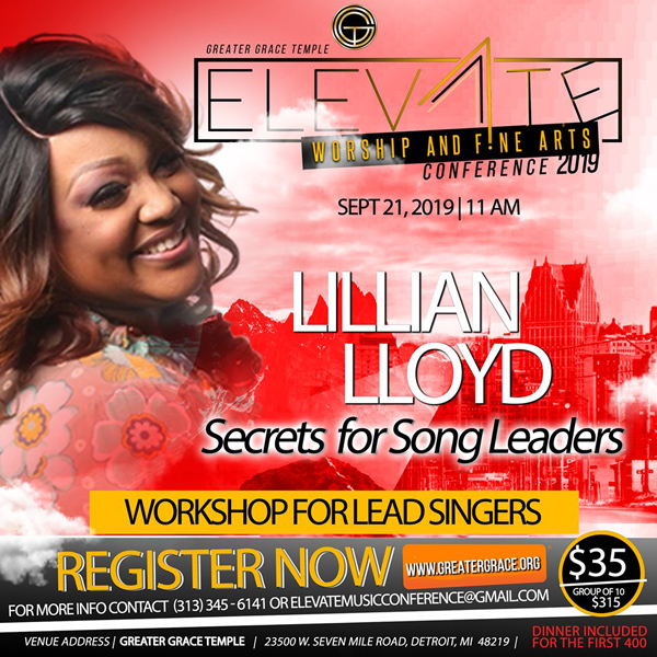 GGT Elevate Lillian Lloyd 2019