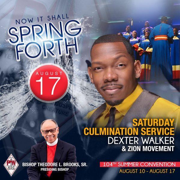 Dexter Walker PAW August 2019