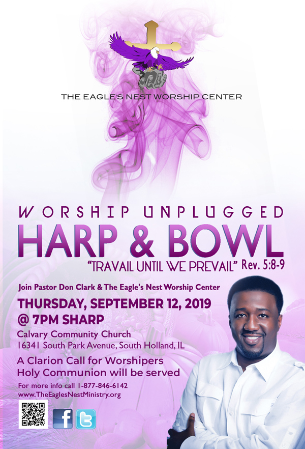 Eagles Nest Worship Center September 2019