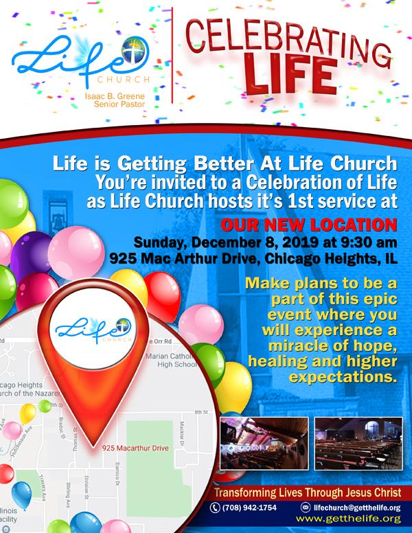 Life Church New Location 2019