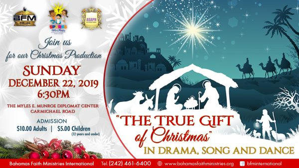 Bahamas Faith Ministries Christmas 2019