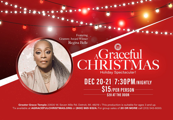 Greater Grace Temple Christmas 2019