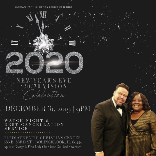 UFCC New Years Eve Celebration 2019