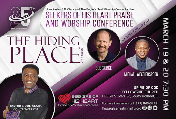 Seekers of His Heart Praise and Worship Conference 2020