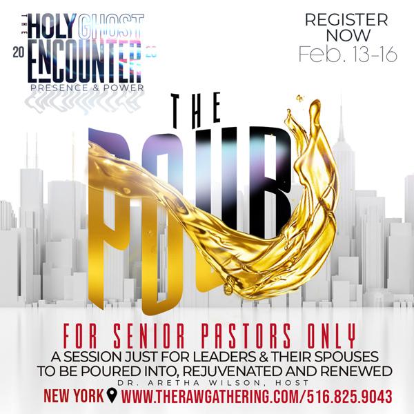 Raw Gathering 2020 for Senior Pastors