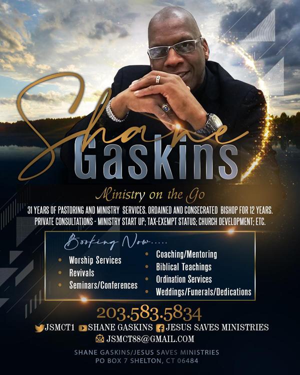 Shane Gaskins Ministries