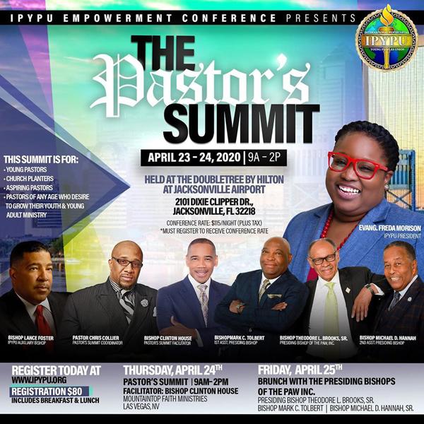 IPYPU Pastors Summit 2020
